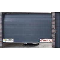 Ворота гаражные  секционные Trend 40 мм.