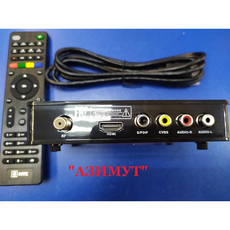Спутниковый ресивер МТС ТВ