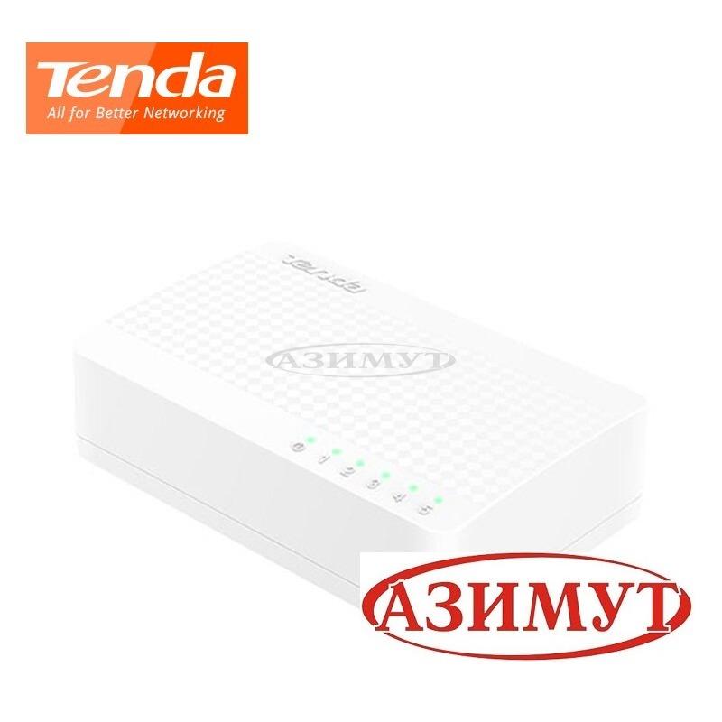 Коммутатор Tenda S105