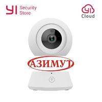 YI Home Camera Видеонаблюдение через Wi-Fi 360гр